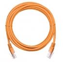 NETLAN EC-PC4UD55B-BC-PVC-005-OR-10 Коммутационный шнур U/UTP