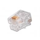 NIKOMAX NMC-RJ64RE06UC1-100 Коннектор телефонный (100 шт)