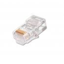 NIKOMAX NMC-RJ84FZ06UD1-100 Коннектор RJ45/8P4C под витую пару (100 шт)