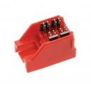 NIKOMAX NMC-FT-INSET Сменная насадка инструмента для заделки модулей-вставок Keystone