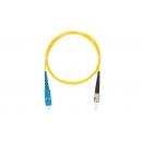 NIKOMAX NMF-PC2S2A2-SCA-LCA-002 Шнур волоконно-оптический переходной