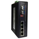 OSNOVO SW-8042/IF Промышленный Ultra PoE коммутатор