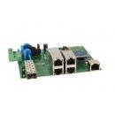 OSNOVO SW-40501/IC-P Промышленный PoE коммутатор