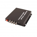 OSNOVO RA-H4/1F Оптический приёмник 4 каналов видео HDCVI/HDTVI/AHD/CVBS