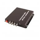 OSNOVO TA-H4/1F Оптический передатчик 4 каналов видео HDCVI/HDTVI/AHD/CVBS