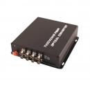 OSNOVO TA-H8/1F Оптический передатчик 8 каналов видео HDCVI/HDTVI/AHD/CVBS