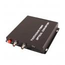 OSNOVO TA-H2/1F Оптический передатчик 2 каналов видео HDCVI/HDTVI/AHD/CVBS
