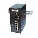 OSNOVO SW-80822/IR Промышленный PoE коммутатор
