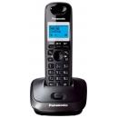 Panasonic KX-TG2511RUT DECT телефон (темно-серый)