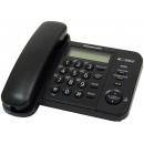 Panasonic KX-TS2356RUB Телефон проводной (черный)