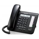 Panasonic KX-DT521RU-B Цифровой системный телефон (черный)
