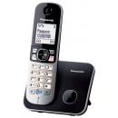 Panasonic KX-TG6811RUB DECT телефон (черный)