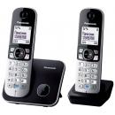 Panasonic KX-TG6812RUB DECT телефон