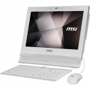 MSI Pro 16T 7M-051XRU White Моноблок 9S6-A61612-051
