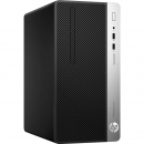 HP ProDesk 400 G6 MT компьютер 7EL75EA#ACB