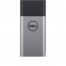 Dell Power Bank + Hybrid adapter Euro 45W Блок питания для ноутбука 450-AGHK