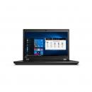 Lenovo ThinkPad P73 Black Ноутбук 20QR002CRT
