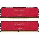 Crucial Ballistix Red DIMM DDR4 2x8Gb Оперативная память (BL2K8G36C16U4R)