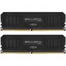 Crucial Ballistix MAX Black DIMM DDR4 2x8Gb Оперативная память (BLM2K8G40C18U4B)