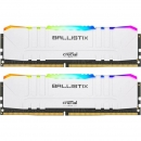 Crucial Ballistix White RGB DIMM DDR4 2x8Gb Оперативная память (BL2K8G36C16U4WL)