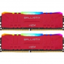 Crucial Ballistix Red DIMM DDR4 2x16Gb Оперативная память (BL2K16G30C15U4RL)