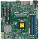 SuperMicro X11SSH-F-O Серверная материнская плата