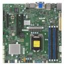 SuperMicro MBD-X11SCZ-F-O Серверная материнская плата