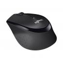 LOGITECH B330 Silent Plus мышь, оптическая, беспроводная, USB, черный [910-004913]