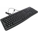 Keyboard Logitech K120 клавиатура проводная 920-002506