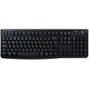 Logitech K120 клавиатура проводная 920-002522