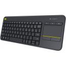 LOGITECH K400 Plus клавиатура беспроводная 920-007147