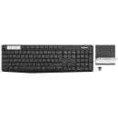 Logitech Keyboard  K375s клавиатура беспроводная 920-008184