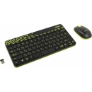 Logitech Wireless Desktop MK240 комплект (клавиатура+мышь) 920-008213