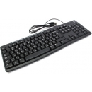 Logitech Keyboard Media K200 клавиатура проводная 920-008814