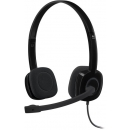 Logitech Headset H151 стереогарнитура