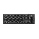 Genius Keyboard Smart KB-102 Black USB wired Клавиатура