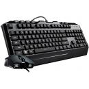Cooler Master SGB-3000-KKMF1-RU Комплект клавиатура+мышь