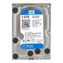HDD WD SATA3 3Tb Blue  WD30EZRZ жесткий жиск