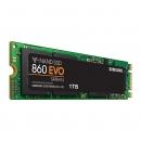 Samsung 860 EVO MZ-N6E1T0BW Твердотельный накопитель MZ-N6E1T0BW