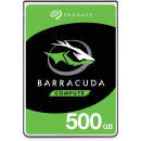 Seagate BarraCuda Compute Жесткий диск 500 Гб ST500LM030-FR (Factory Recertified)