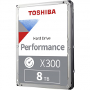 Toshiba X300 Perfomance Жесткий диск 8 Тб HDWR180UZSVA