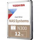 Toshiba N300 NAS Жесткий диск 12 Тб HDWG21CUZSVA