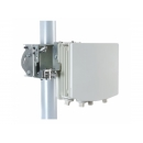 EtherHaul-600TL PoE ODU with Integrated antenna- with 1000Mbps rate