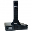 "SVC TRX11-1KL-LCD/AS09C13 Стоечный 19"" 1Ф-1Ф Онлайн ИБП"