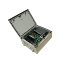 TFortis PSW-2G8F+UPS-Box Коммутатор
