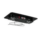 TLK-FAN2-TERM-BK Вентиляторный блок для настенного шкафа