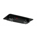 TLK-FAN2-BK Вентиляторный блок для настенного шкафа