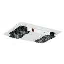 TLK-FAN4-GY Вентиляторный блок для напольного шкафа