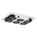 TLK-FAN6-GY Вентиляторный блок для напольного шкафа