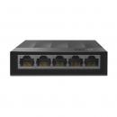 TP-LINK LS1005G 5-портовый 10/100/1000 Мбит/с настольный коммутатор